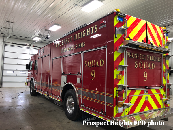 Prospect Heights FPD photo
