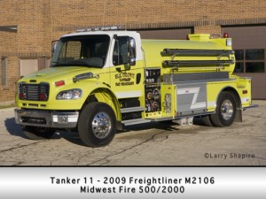 2009 Freightliner M2106/Midwest Fire 500/2000