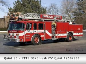 Buffalo Grove Quint 25