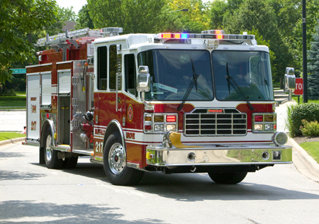 Buffalo Grove Ferrara Igniter engine