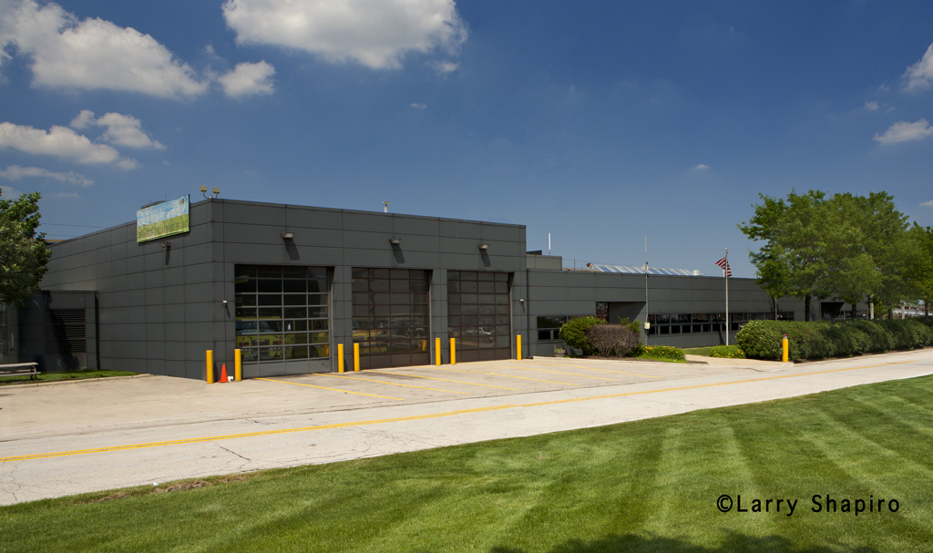 O'Hare Rescue Station 3 and District Headquarters