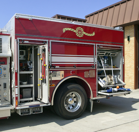 Glenview FD Engine 8