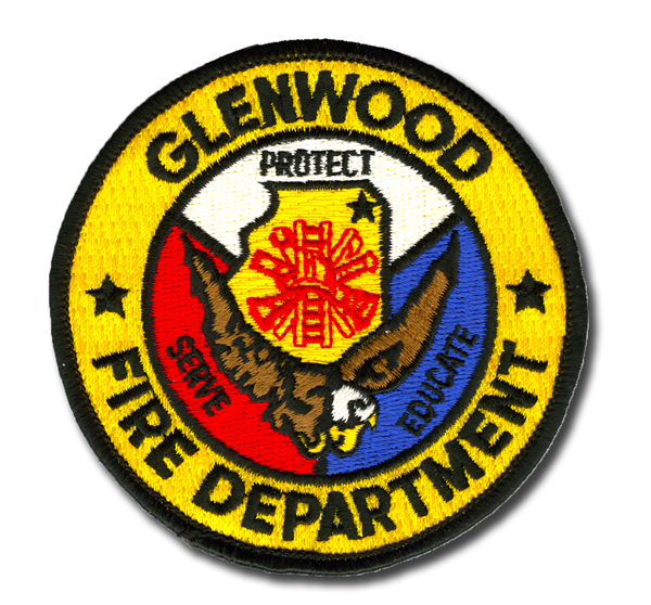 Glenwood Fire Department patch