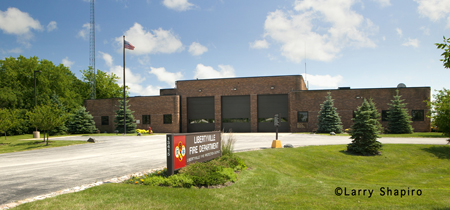 Libertyville Fire Station 3
