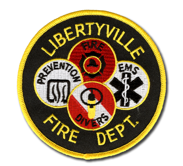 Libertyville Fire Department patch