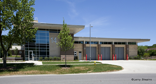 Mount Prospect Fire Station 14