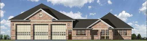 Palatine Fire Department Station 81 rendering