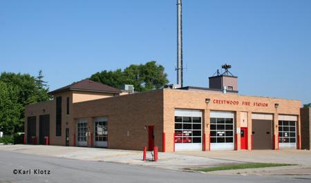 Crestwood Fire Station