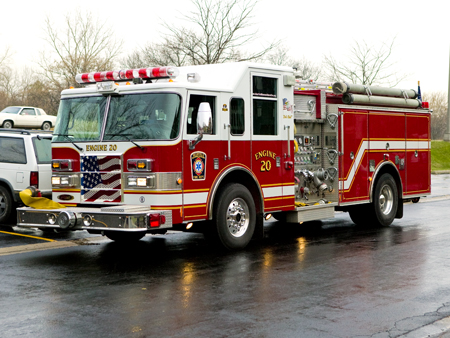 Deerfield Engine 20 2002 Pierce Dash