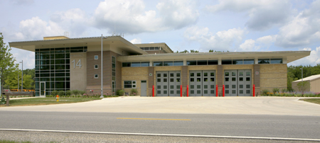 Mount Prospect Fire Department station 14