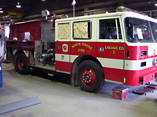 North Maine Engine 1