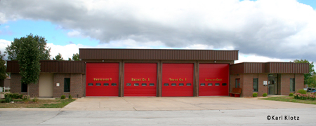 Orland FPD Station 1