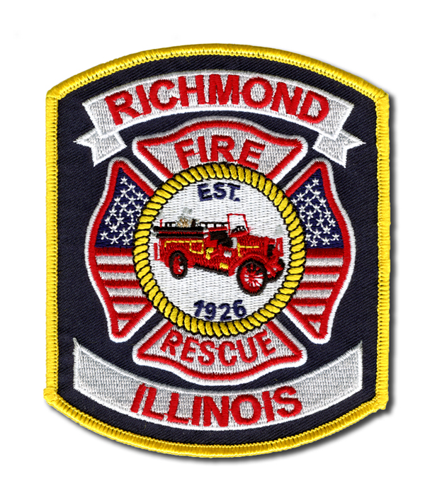 Richmond FPD patch