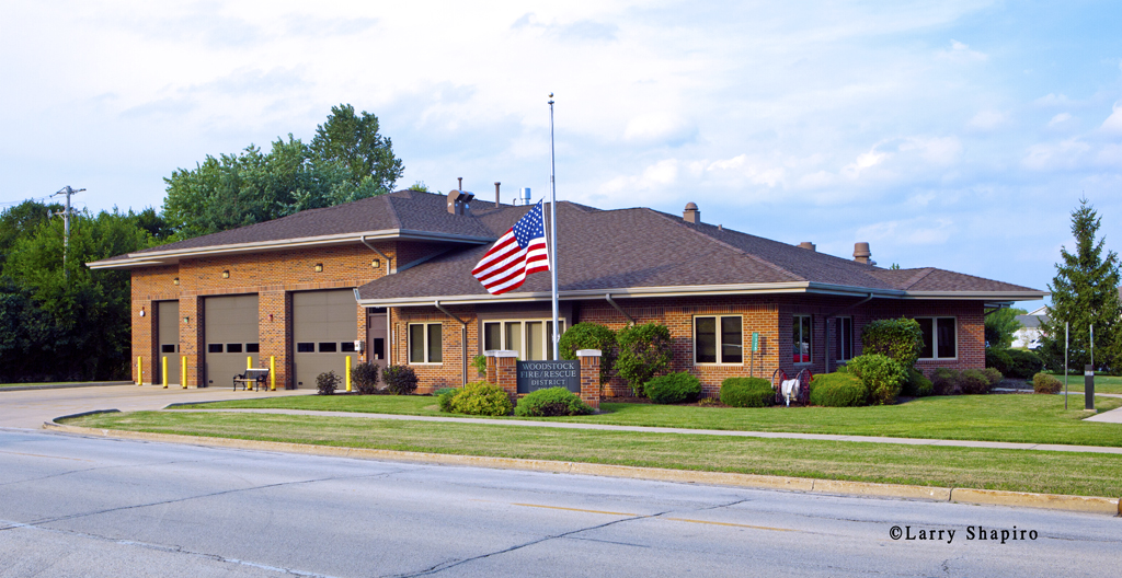 Woodstock Fire Station 2