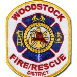Woodstock Fire District patch