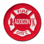 Addison Fire District patch