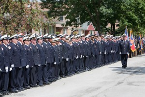 CFD FF/PM Chris Wheatley funeral