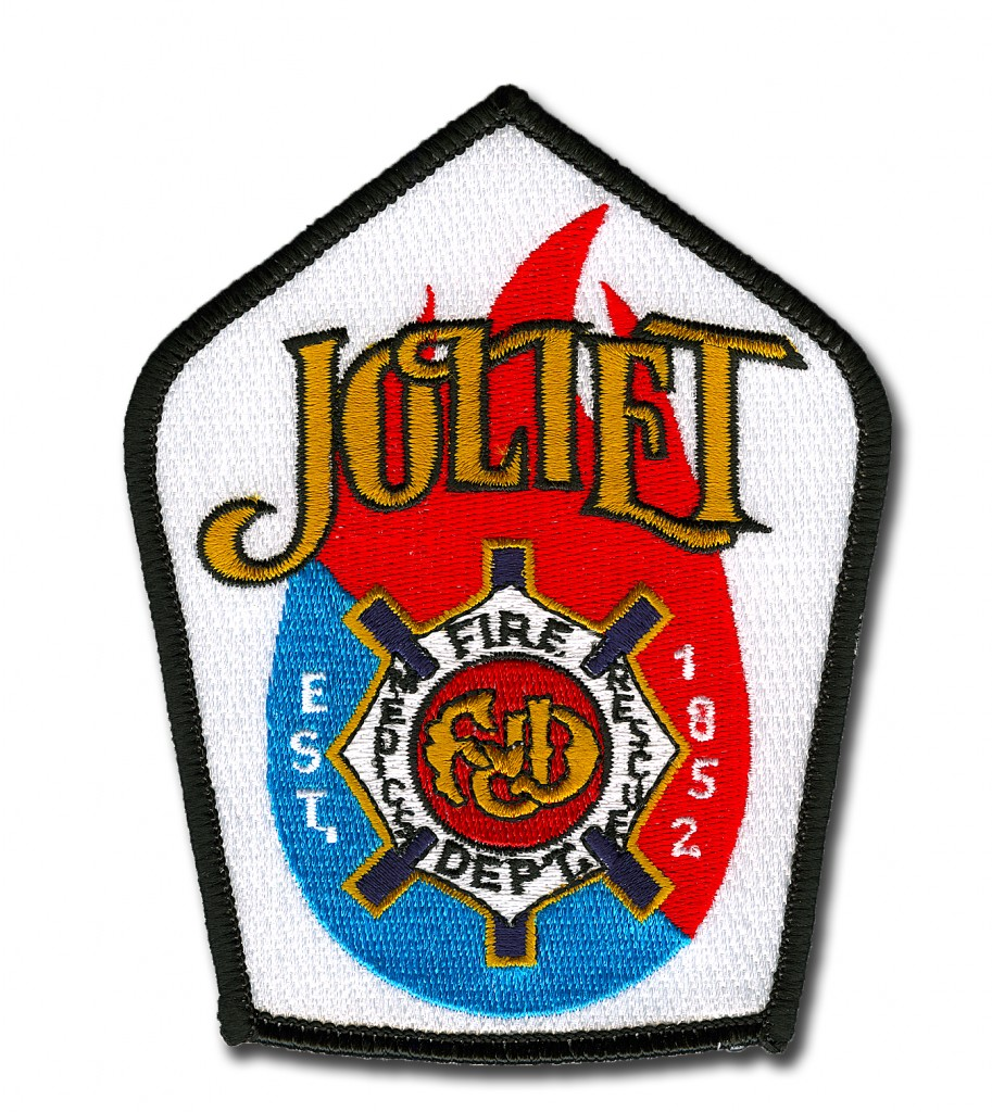 Joliet Fire Department patch