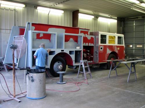 North Maine FPD Engine 1