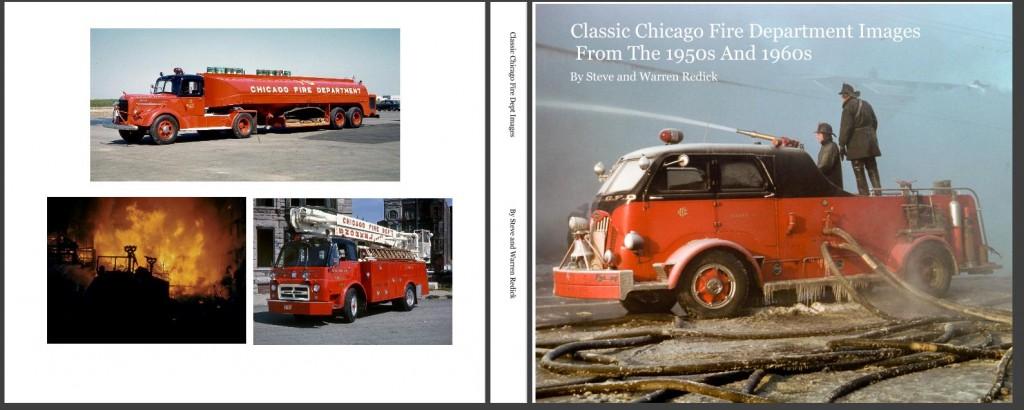 Warren Redick Steve Redick CFD Historical Book