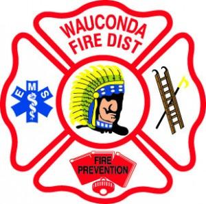 Wauconda Fire District logo