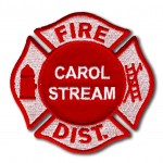 Carol Stream Fire District patch