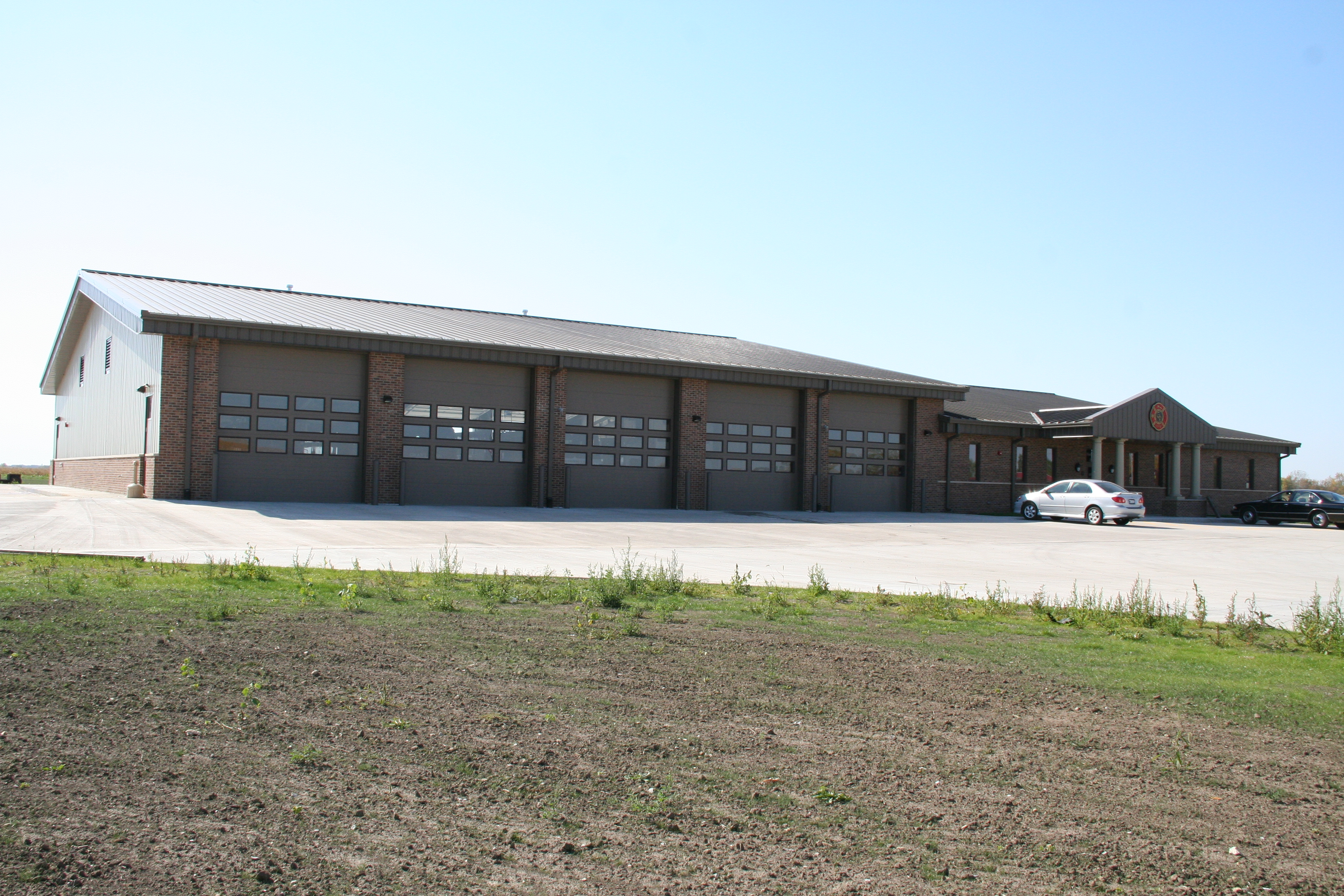Grant Park Fire District Station 1