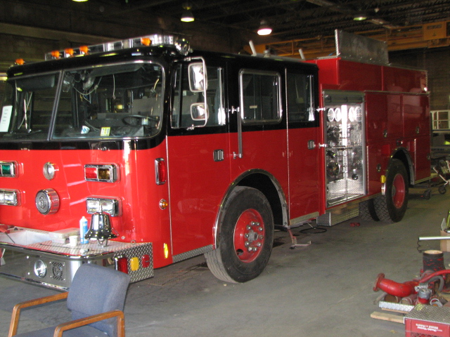 North Maine PFD Engine 1