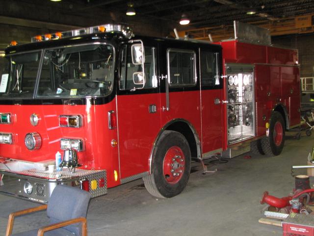 North Maine PFD Engine 1