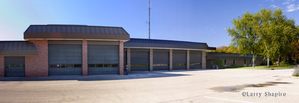 Lake Forest Fire Department headquarters station 1