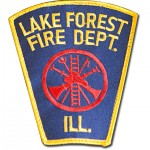 Lake Forest Fire Department patch