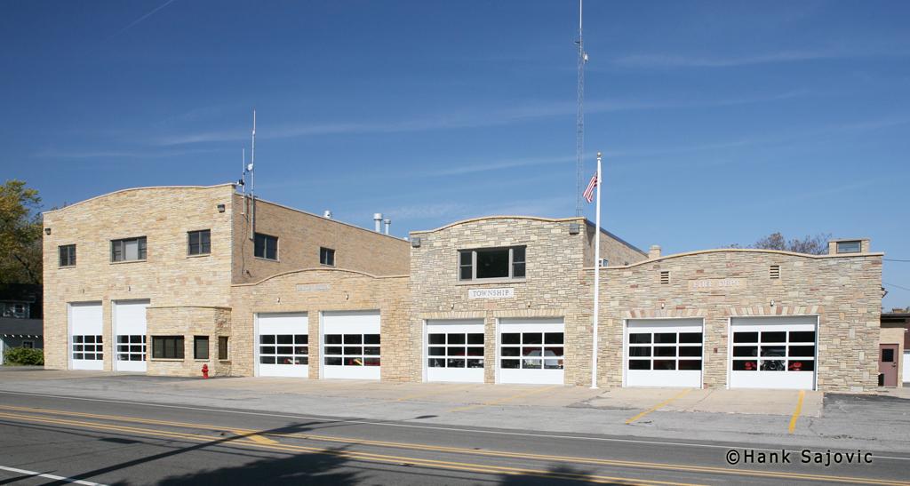 Lake Villa Fire Department station
