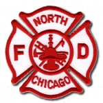 North Chicago Fire Department patch