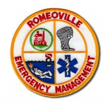 Romeoville EMA patch
