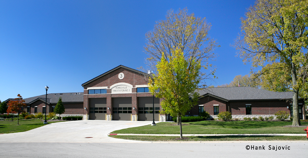 Romeoville Fire Department Station 3