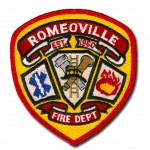 Romeoville Fire Department patch
