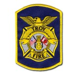 Troy Fire Protection District patch