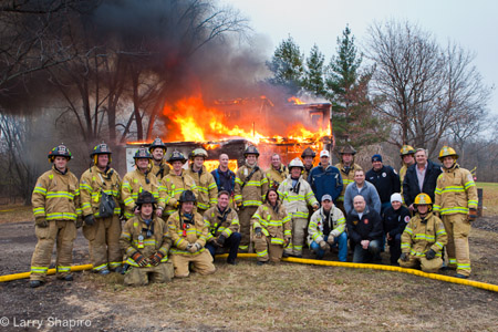 Countryside FPD group fire