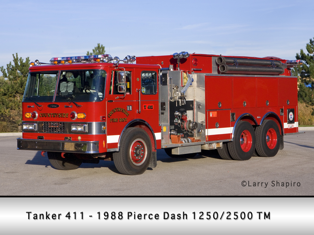 Countryside FPD tender 411