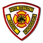 Darien-Woodridge Fire District patch