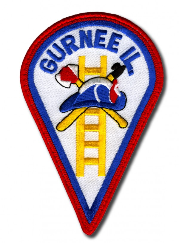Gurnee Fire Department patch