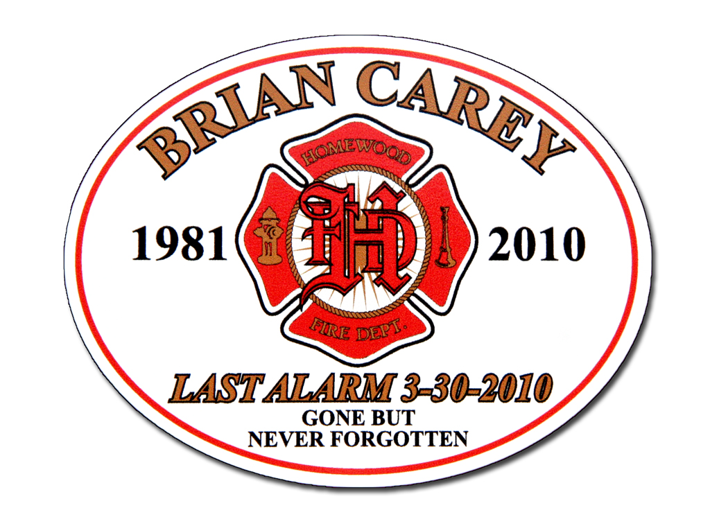 Homewood Fire Department Brian Carey