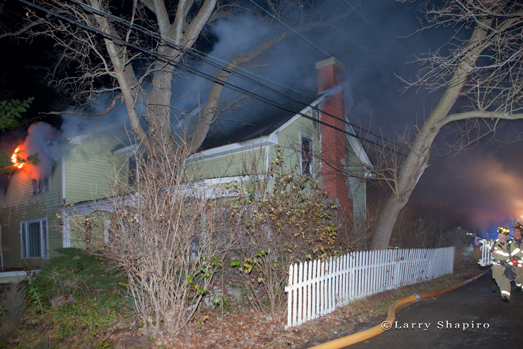 Lake Zurich house fire 1-4-10