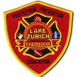 Lake Zurich Fire Department patch