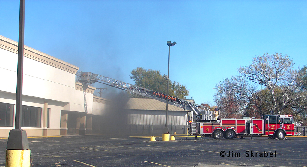 Lockport Township FPD 2-11 fire 11/1/10