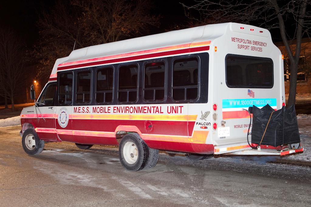 MESS Waring Bus
