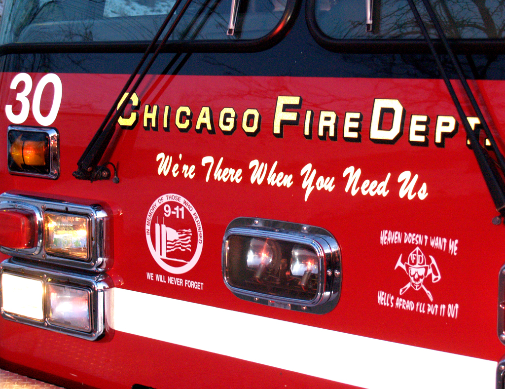 Chicago Fire Department Truck 30