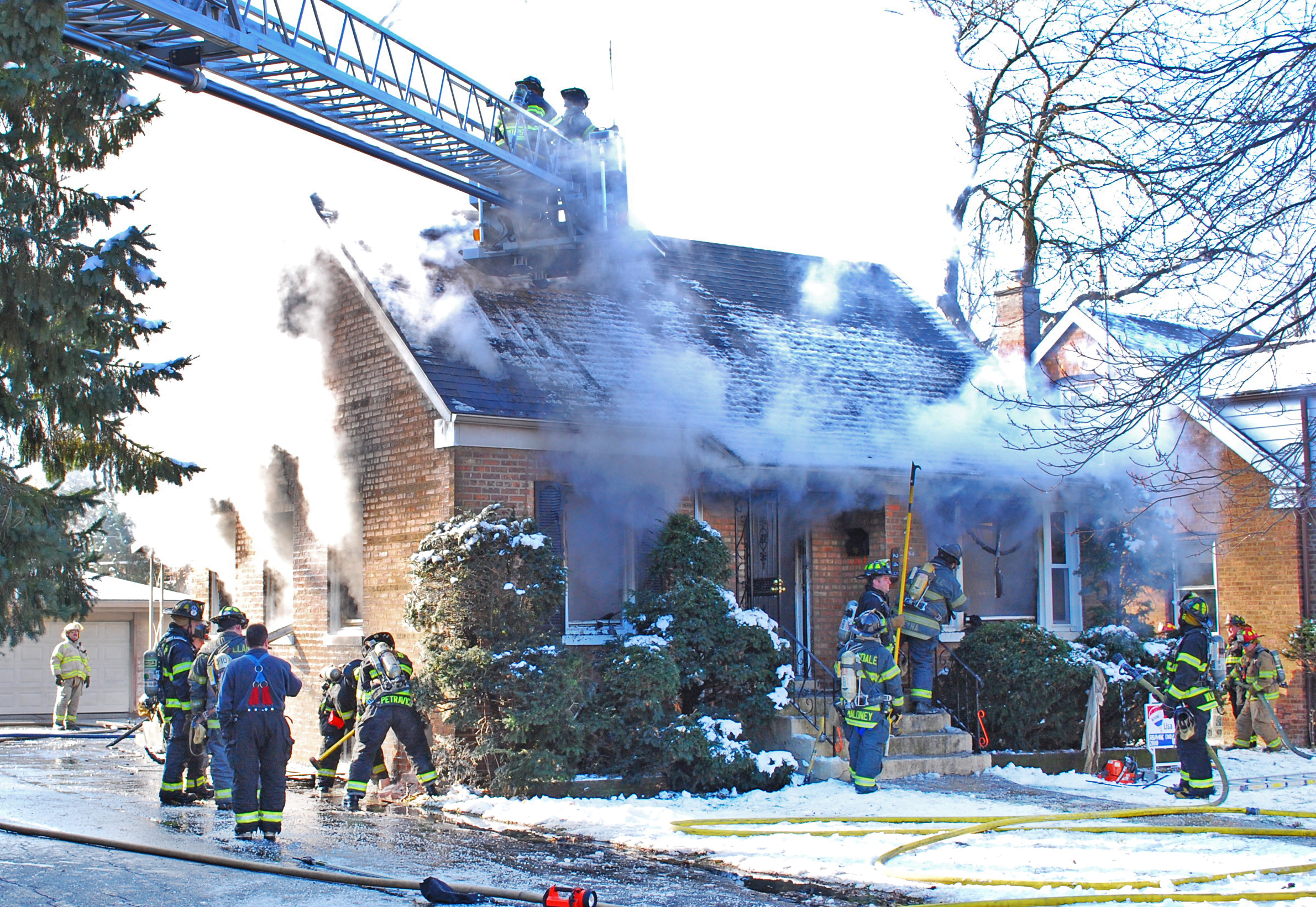 Dolton house fire 2-11 140th Place