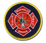 Buffalo Grove Fire Department patch