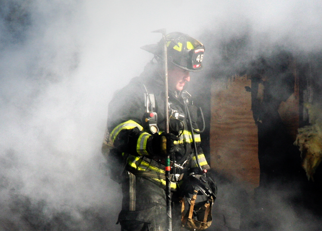 Country Club Hills Fire Department house fire